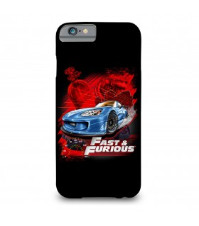 fast and furious printed mobile cover